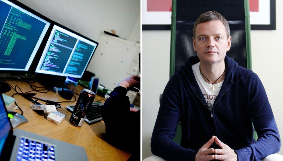 Breakit - Göteborgsbolaget Recorded Future tar in 104 miljoner från Google och CIA