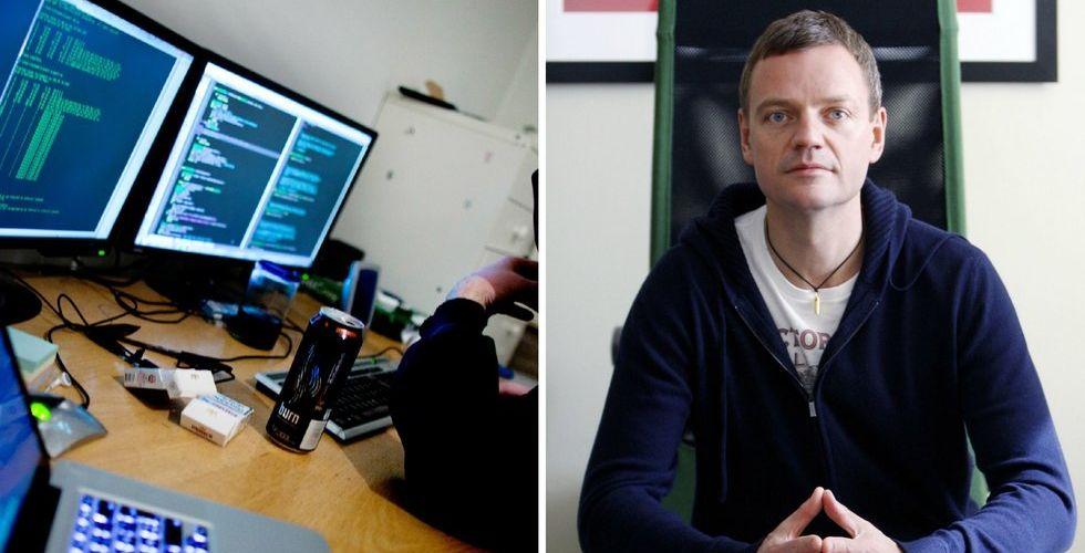Göteborgsbolaget Recorded Future tar in 104 miljoner från Google och CIA