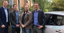 Breakit - Malmö-bolagets mål: Elbilar hos varje bostadsrättsförening