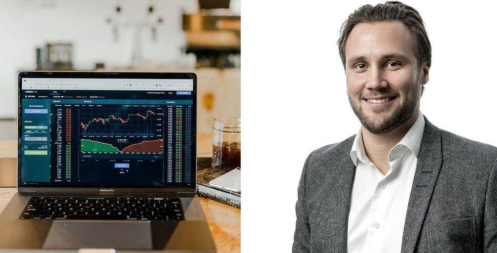 """Fintech-raketen SaveLend till börsen i sommar: """"Vi ska fortsätta växa"""""""