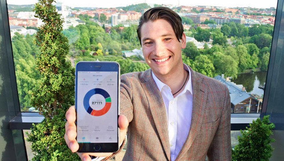 Nu lanserar Pensionera appen som ska få jättarna att svettas