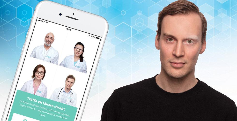 Kry öppnar egen vårdcentral i Lund