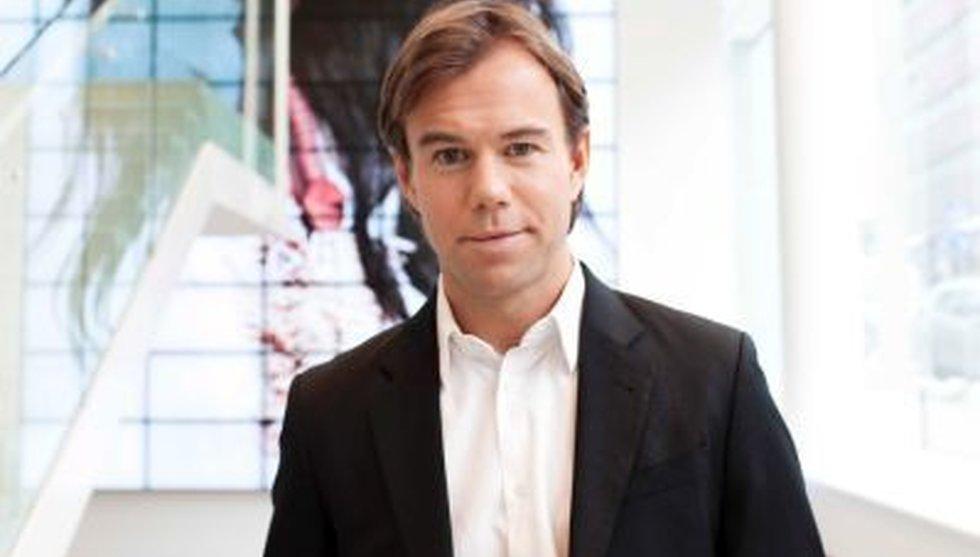 HM-chefen Karl-Johan Persson stoppar in miljoner i Fidesmo