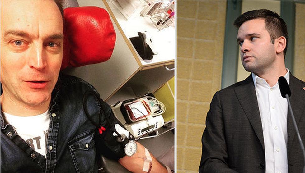 Breakit - Här är Viggo Cavlings blodiga förslag till sjukvårdsministern