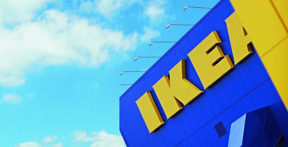 Ikea storsatsar på elbilar – öppnar för investeringar