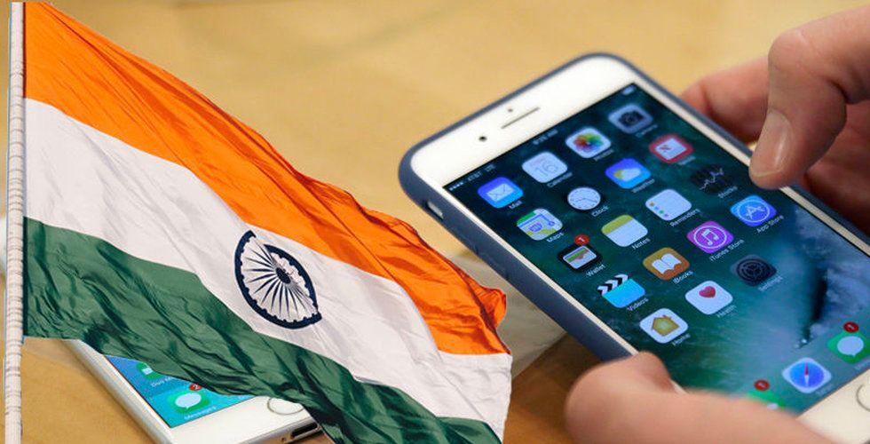 Apple tappar fart i Indien – försäljningen på nedgång
