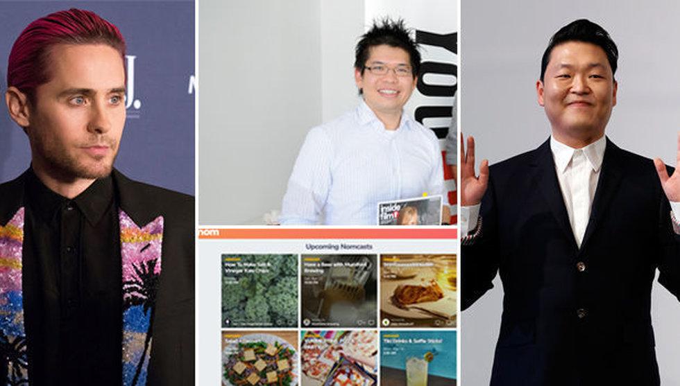 Youtube-grundare släpper ny livestreamingtjänst för matälskare