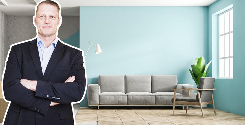 """Bygghemmas vd: """"Viktigt att ha en lyhörd och engagerad bankpartner"""""""