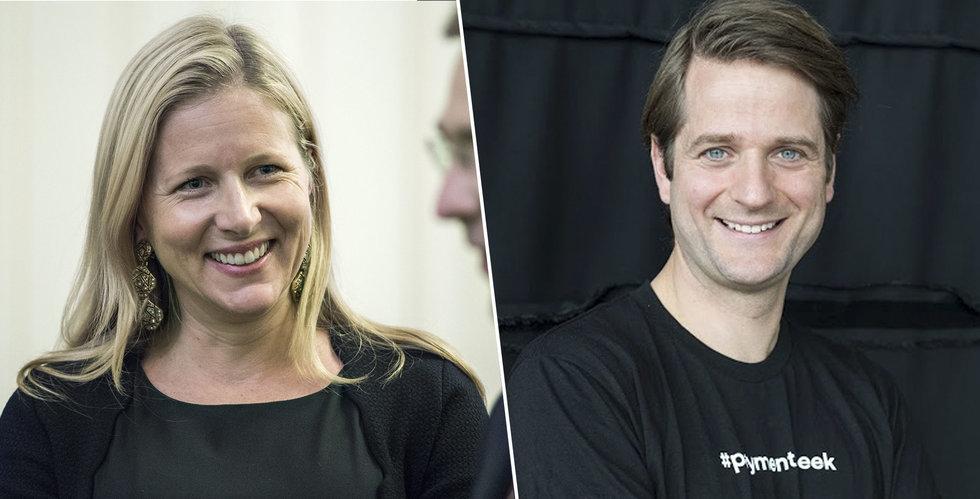 """Breakit - Stenbeck till Stockholm Fashion Tech Talks: """"Påbörjade min karriär inom modeindustrin"""""""