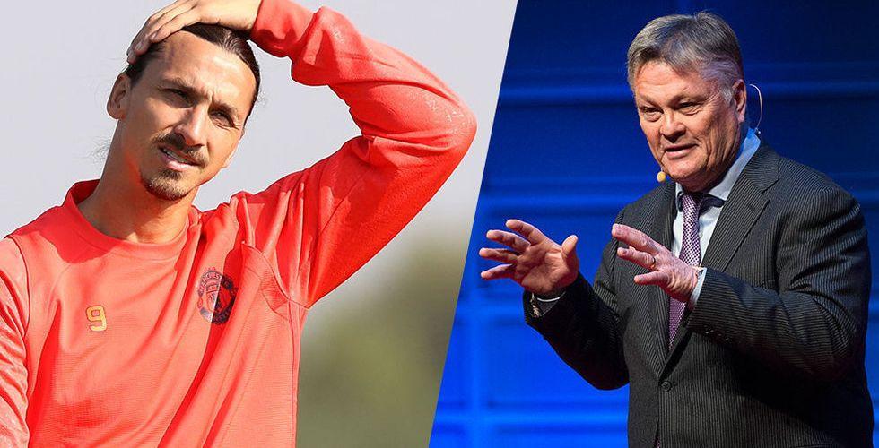 """Breakit - """"Zlatan-appen"""" blöder - ägarna har nu förlorat över 300 miljoner"""