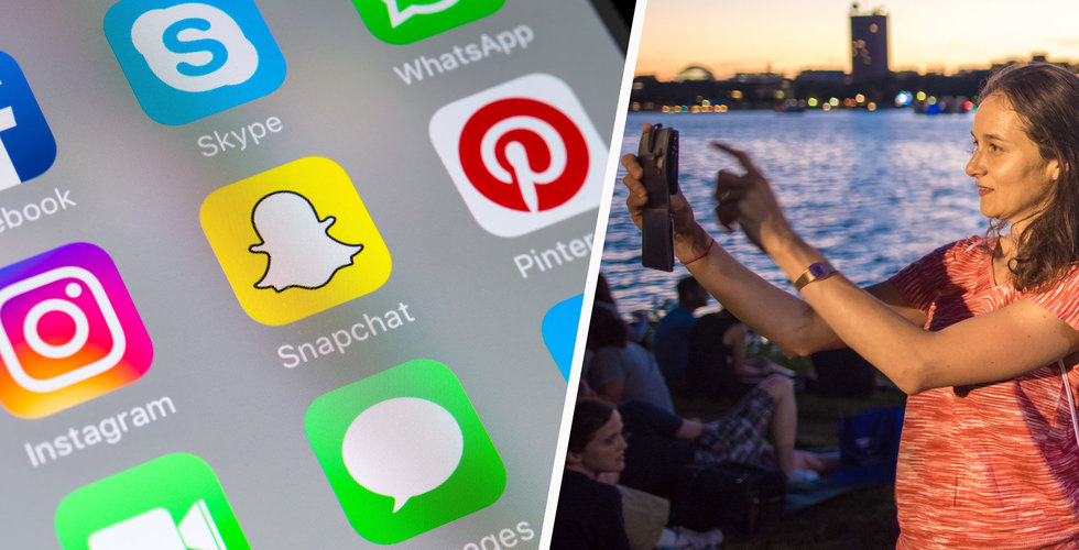 Nya drömsiffror – Instagram stories dubbelt så stort som Snapchat