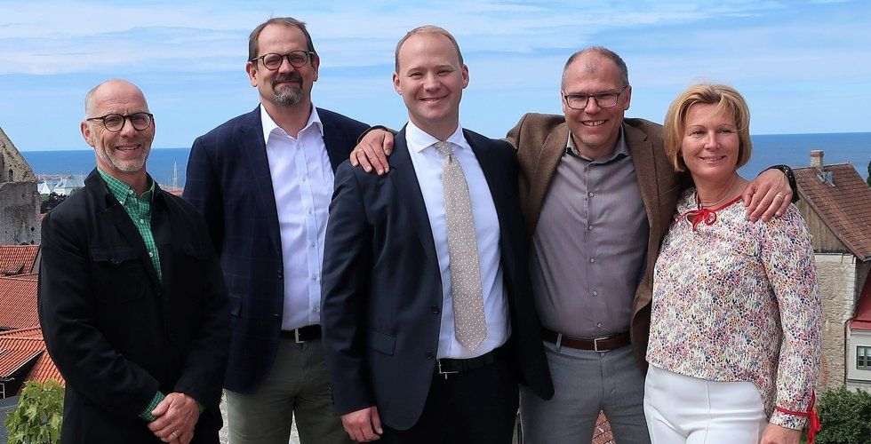 Saminvest går in med 150 miljoner i svenska inkubatorer