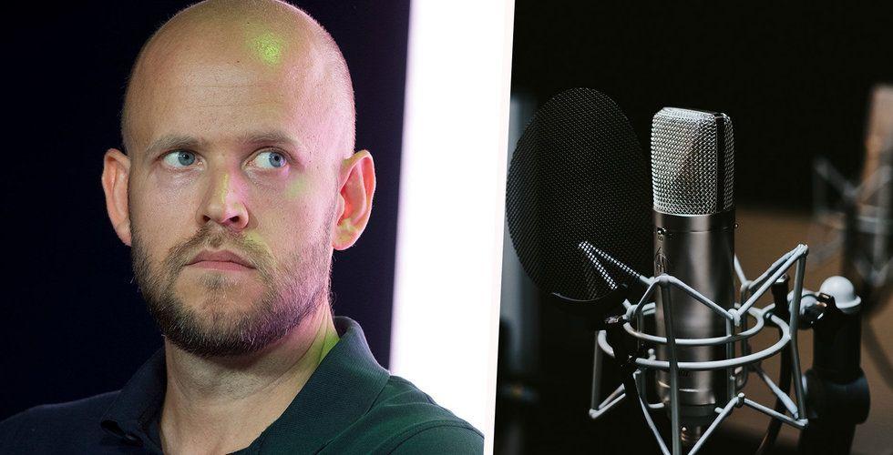 Spotify ingår podcast-partnerskap med Fox News