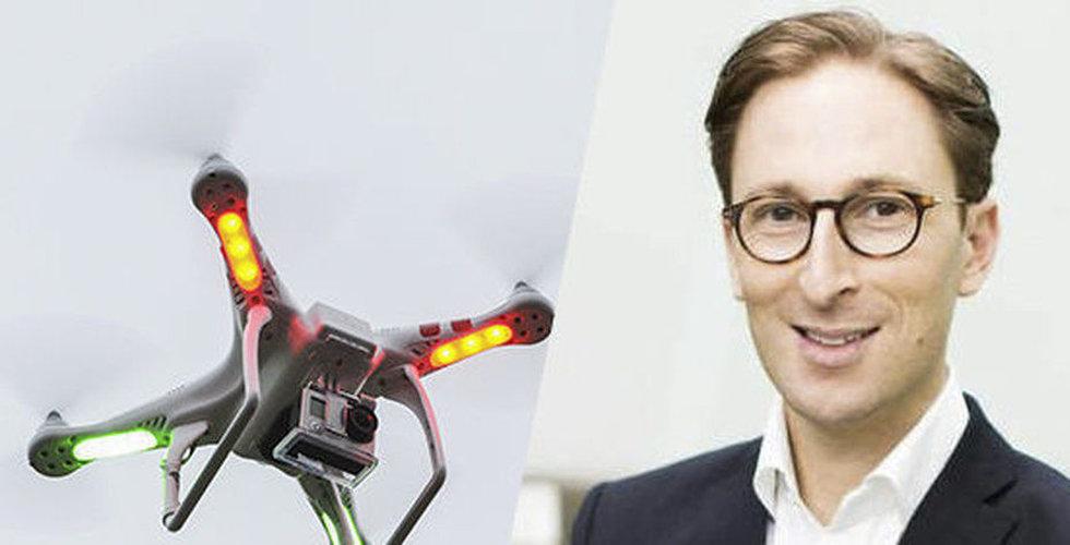 Drönar– och VR-bolaget Fastout börjar sälja fotografier