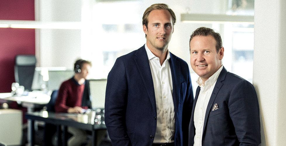 Optimizer investerar i låneförmedlaren Consector
