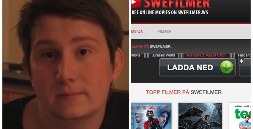 Piratsajten Swefilmer stängs ned - grundare ställs inför rätta