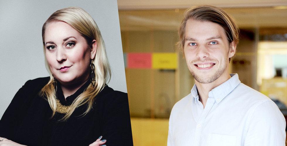 """Breakit - """"Sluta kritisera Linda Hörnfeldt – se över er egen modell istället"""""""