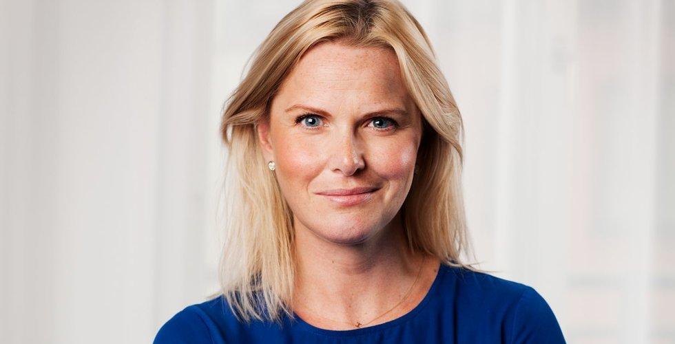 Sting värvar tung tech-profil – Hannah Meiton ska lyfta deras bolag