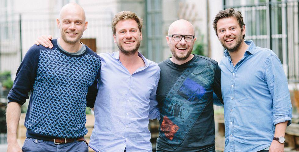 Danska Peakon tar in 34 miljoner – siktet inställt på Sverige