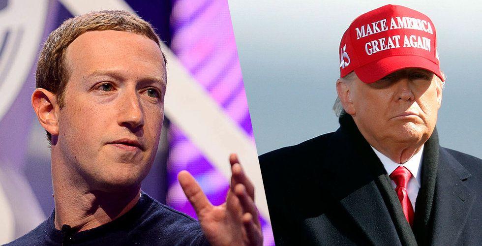 Vita huset tänker slå tillbaka mot techjättarna