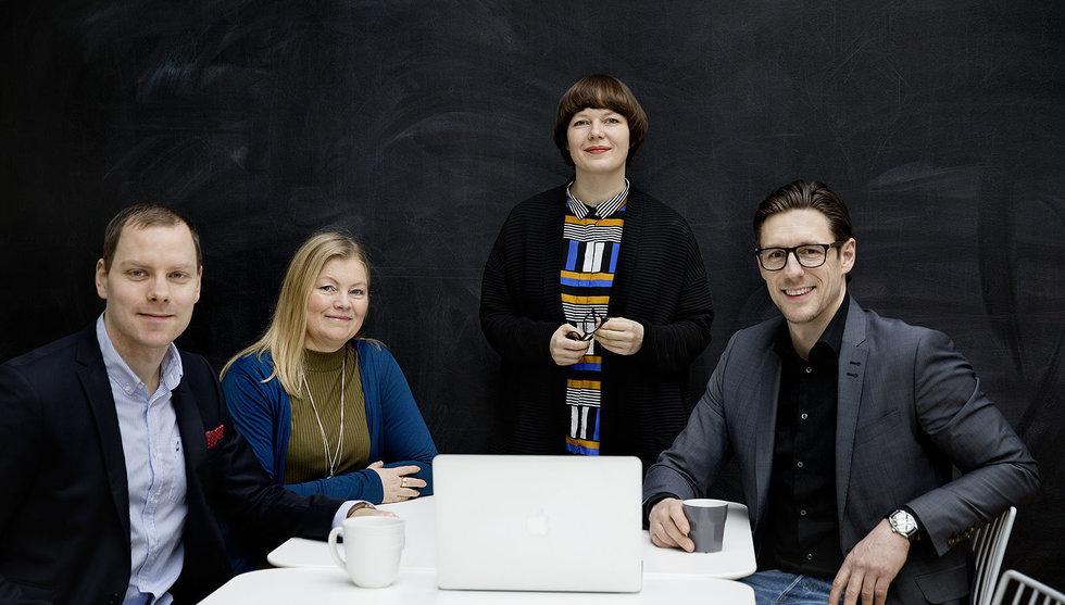 Breakit - Startupinkubatorn i Umeå växlar upp –nyanställer fyra personer