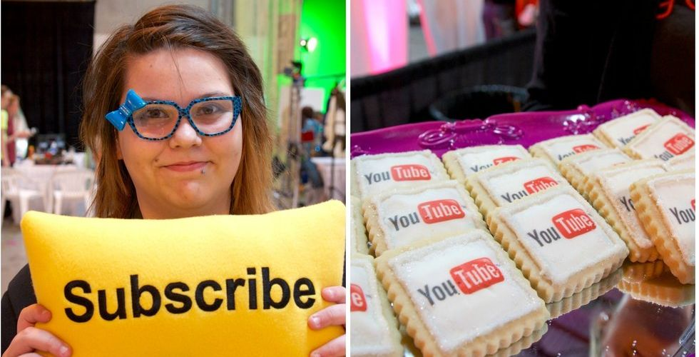 Youtube-stjärnorna har en strålande förhandlingsposition