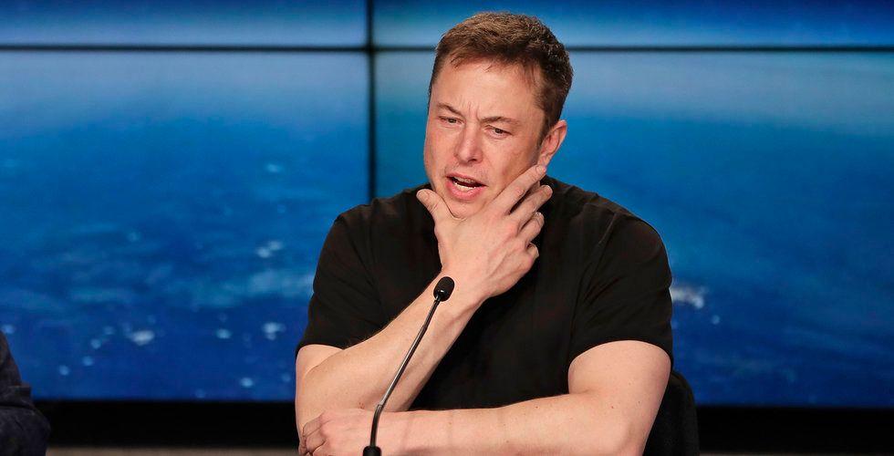 Är Elon Musk i Stockholm – eller försöker han bara sprida kunskap?