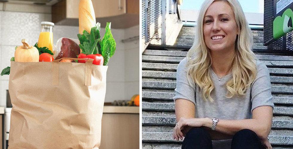Svenska Jessica Schultz matkasse värderas till 16,6 miljard