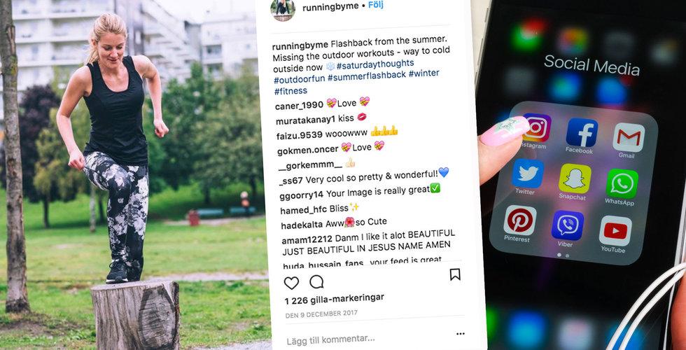 """Breakit - Instagram om problemen på plattformen: """"Har gjort förbättringar"""""""