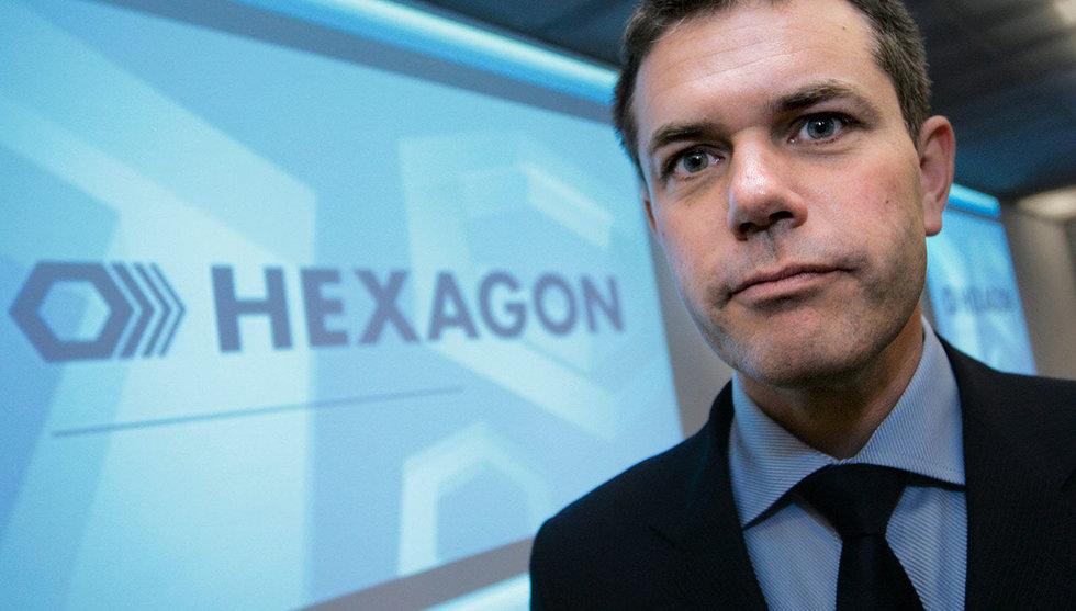 Breakit - Hexagon faller tungt på börsen när vd:n sitter inlåst i Olso