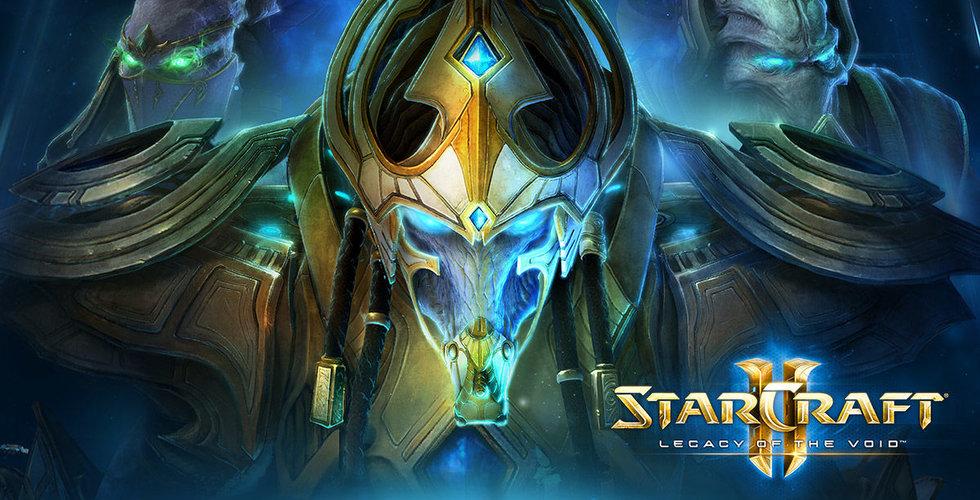 Blizzard gör StarCraft II tillgängligt kostnadsfritt den 14 november
