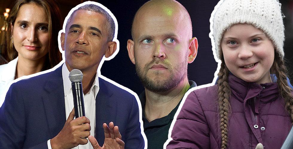 Det händer på Brilliant Minds 2019 – då talar Barack Obama