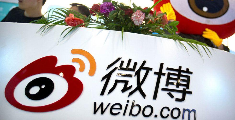 Breakit - Weibo vill ta in nästan 6 miljarder kronor