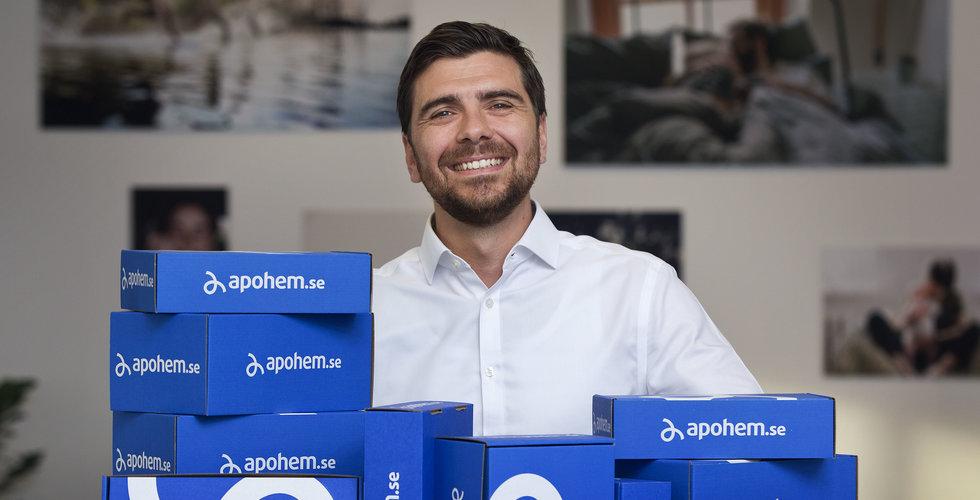 Axfood-ägda Apohem ska flytta till nytt lager och dubbla personalstyrkan