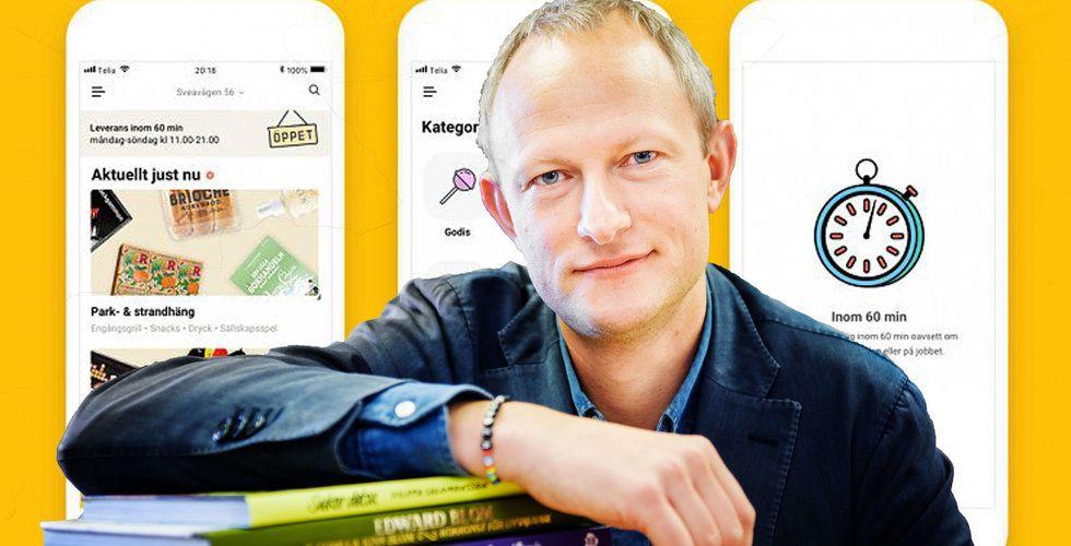 Ett steg närmare Amazon? Adlibris startar närbutik i mobilen