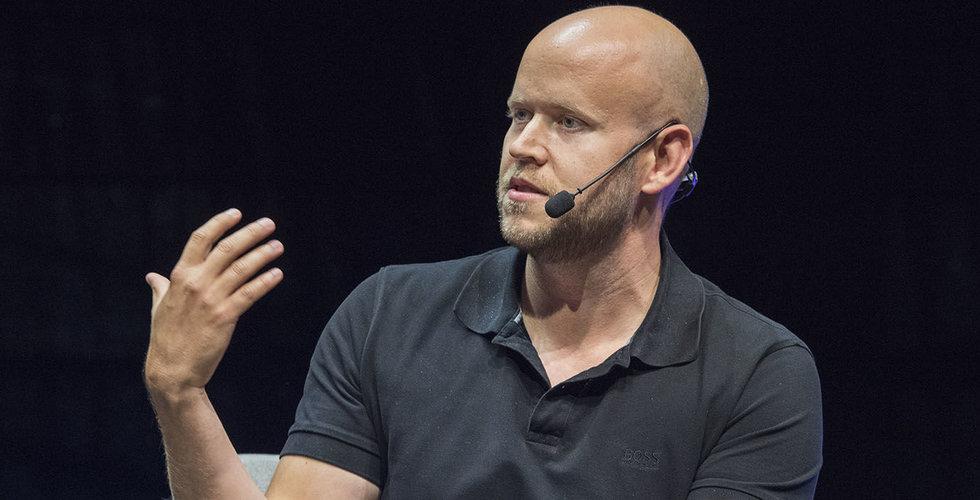 Breakit -  Spotify köper upp startup