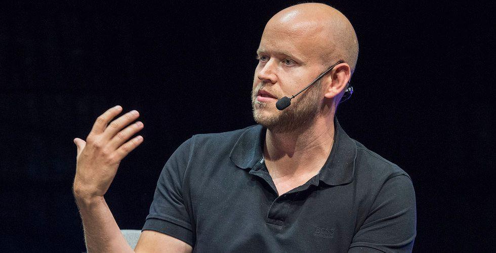Spotify köper upp startup
