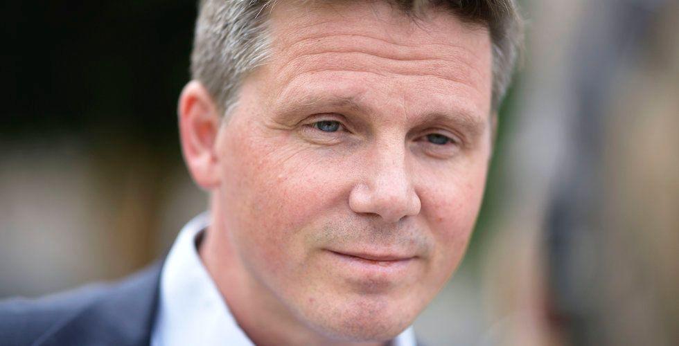 Erik Ullenhag ställer inte upp som partiledarkandidat i Liberalerna