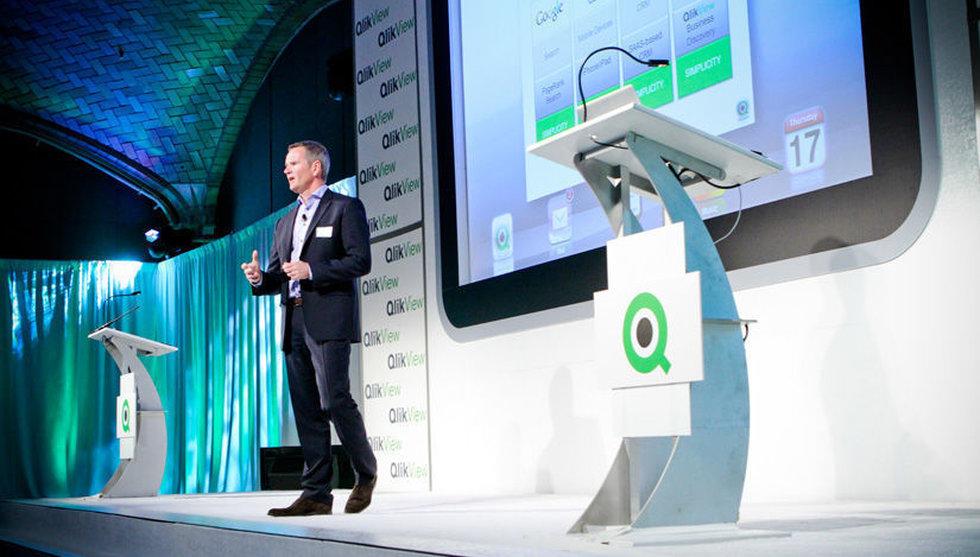 Svenska techjätten Qlik vill bli uppköpt i mångmiljardaffär