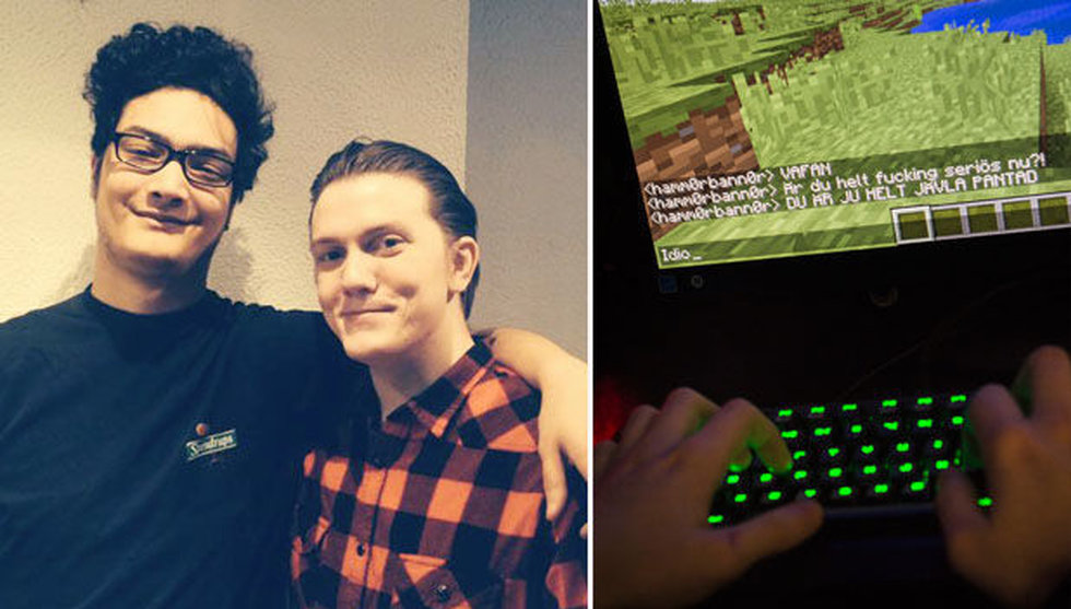 Duon som öppnar Sveriges första e-sportbar för gamingnördar