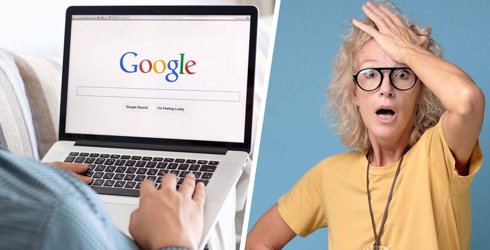 """Stor förändring på Google – nu rasar svenska sajter: """"Nästan bara sett sajter som drabbas negativt"""""""