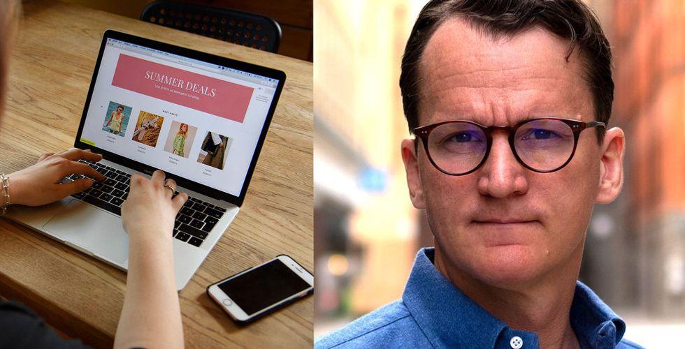 """Svensk e-handel lyfter under coronakrisen: """"Slut på hyllorna"""""""