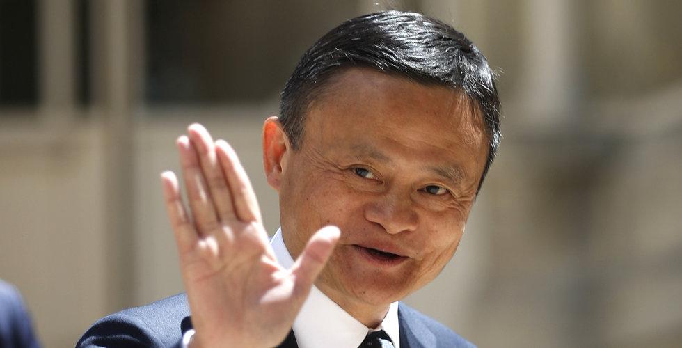 Alibabas fintechjätte Ant Group förbereder börsnotering – söker värdering på 1800 miljarder
