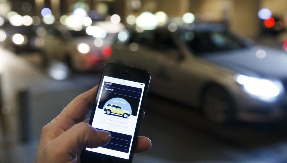 Breakit - Uber gör det möjligt att erbjuda taxiresor i vilken app som helst