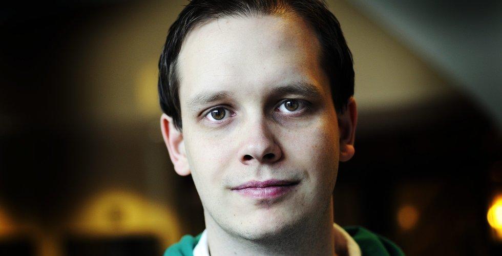 Peter Sunde om föraktet mot startups – som han nu ska dissa på tv