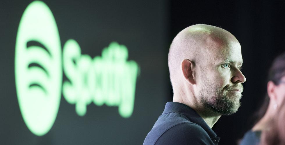 Analytiker: Därför kan Spotify svika investerarna