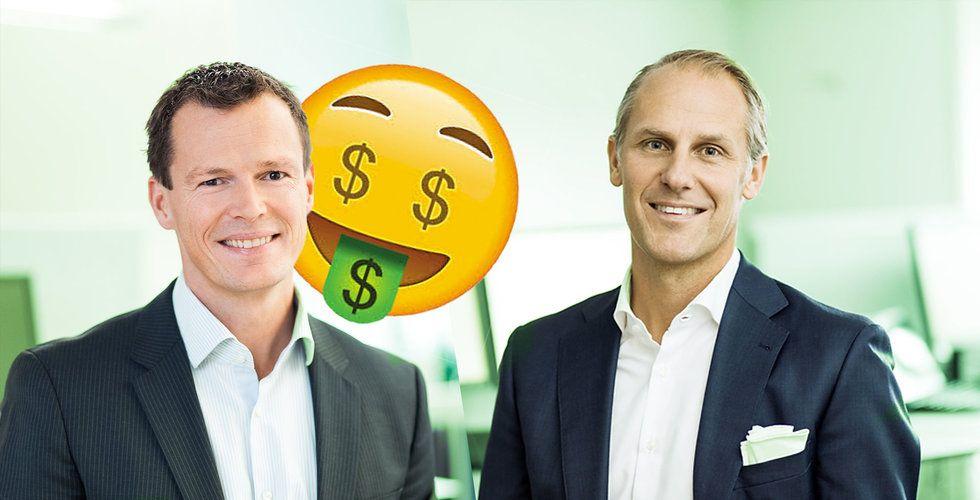 Nytt miljardregn över svenska startups och e-handlare