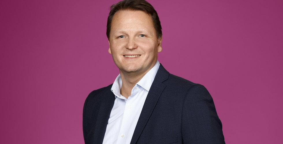 """Almi invests vd Mikael Karlsson lämnar: """"Fantastisk resa"""""""