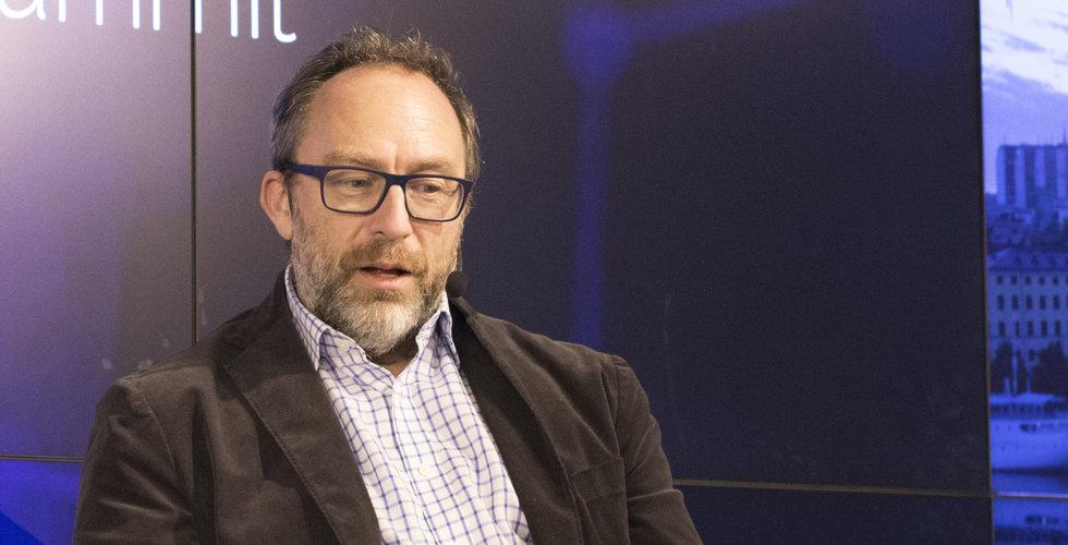 Breakit - Wikipedia-grundaren: Vi gör 200 miljoner i vinst – utan affärsmodell