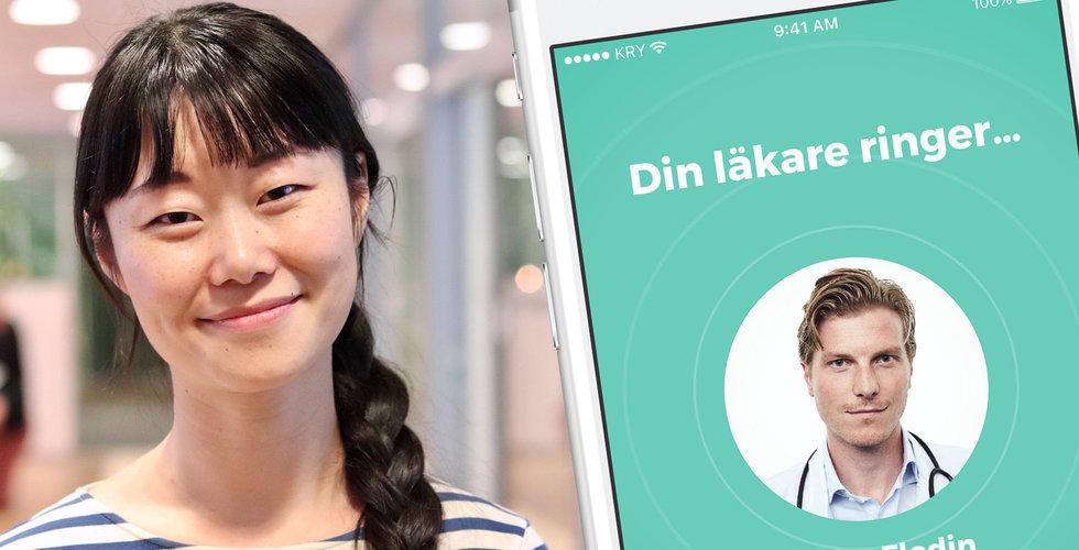 Kry knycker chef från Blocket – hon blir Sverigechef hos nätläkaren